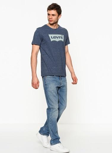 Levi's® Baskılı T-Shirt Lacivert
